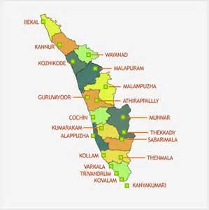 Maps Keralanews Kerala