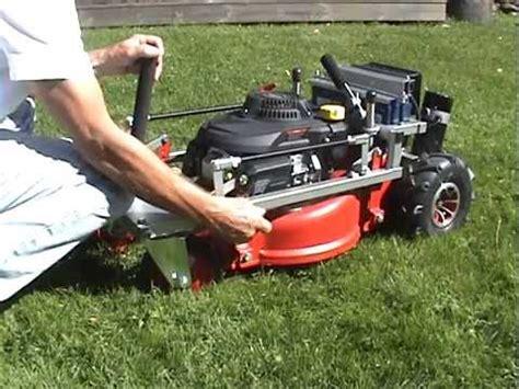 rc lawn mower v1 1 youtube