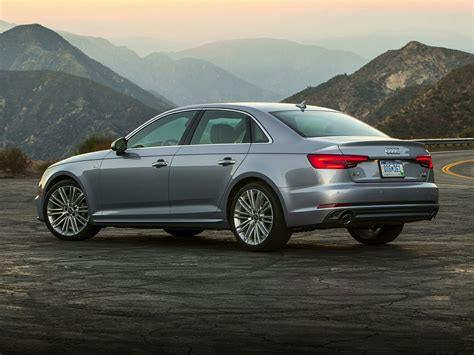 new 2018 audi a4 price reviews safety ratings features