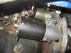 1969 Pontiac Starter Wiring