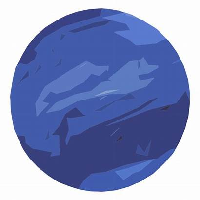 Neptune Planet Icon Transparent Svg Emoji Vector