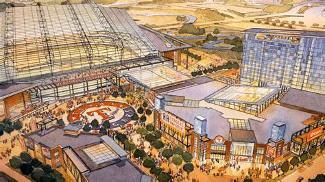 The City of Arlington and the Texas Rangers unveil plans ...