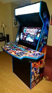arcade cabinet 4 players diy cabinets
