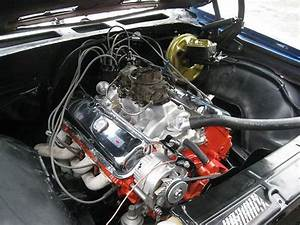 1968 Chevy 396 Engine Specs
