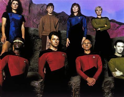 The Angriest Star Trek The Next Generation Season 1 In
