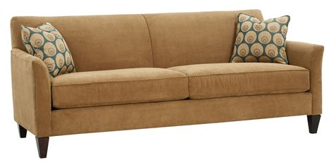 Tight Back Sectional Sofa by Tight Back Fabric Wing Arm Sofa Collection Club Furniture