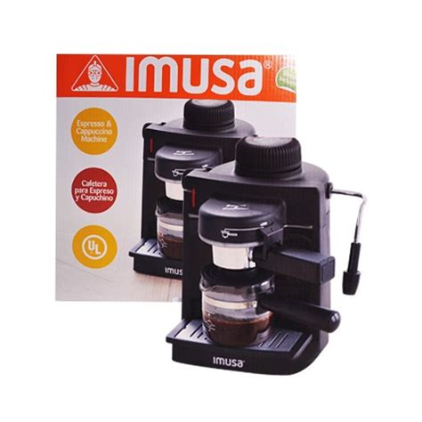 Choose from contactless same day delivery, drive up and more. Imusa Espresso & Cappuccino Machine - Union Pharmacy Miami