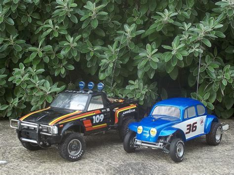 58028 toyota 4x4 up from vintage hilux fan showroom time no see tamiya rc radio