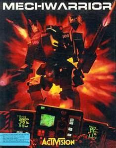 Choosing A Major Mechwarrior 1989 Video Game Wikipedia