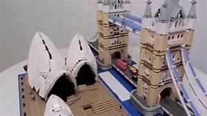 Lego Tower Bridge : lego sydney opera house vs lego london tower bridge youtube ~ Jslefanu.com Haus und Dekorationen