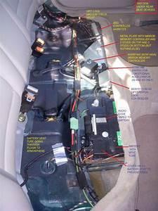 Under Back Seat Electrics