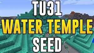 Minecraft Xbox 360 PS3 Wii U Title Update TU31 Ocean