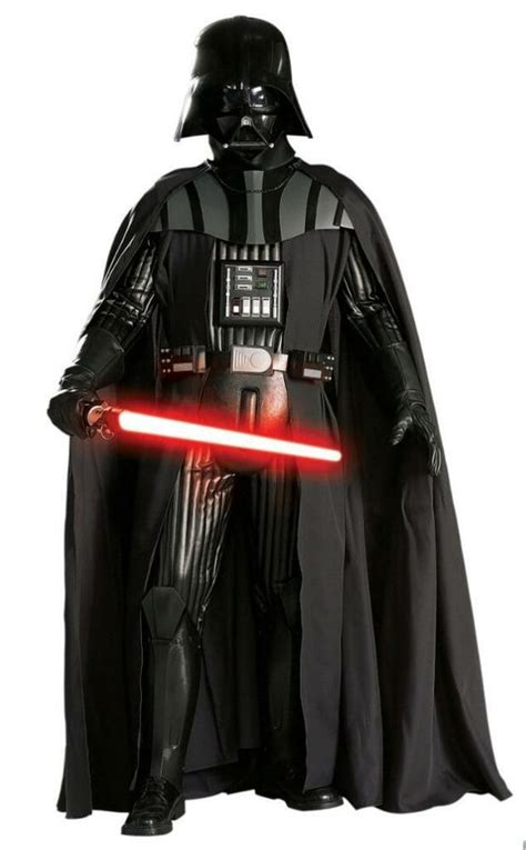 supreme darth vader costume nib wars lord darth vader rubies supreme edition
