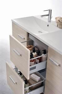 100 meuble altea 80 cm avec destockage meubles With porte d entrée alu avec meuble salle de bain blanc 120 cm double vasque