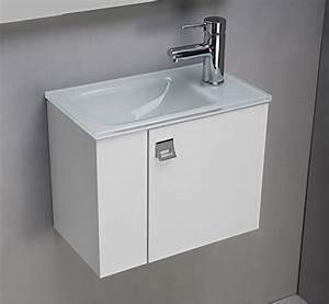 Waschtisch Glas Mit Unterschrank : unterschrank mit glas gaeste wc waschtisch optiwhite cm 44 ~ A.2002-acura-tl-radio.info Haus und Dekorationen