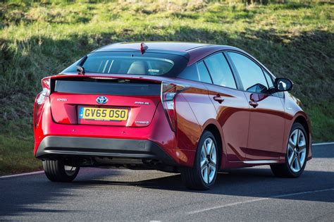 Toyota Of by Toyota Prius Review Parkers