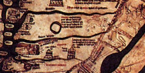 dragon chronicles  hereford mappa mundi nature