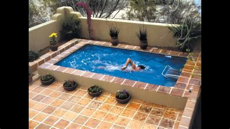 Small Space Garden Swimming Pools