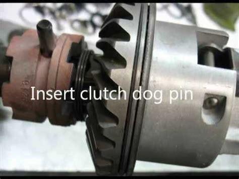 johnson prop shaft  gear  clutch dog assembly