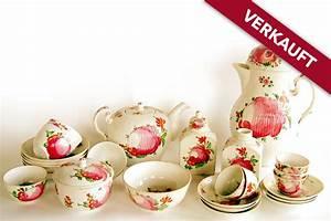 Teeservice Ostfriesische Rose : kaffee und teeservice kunst und antik ~ Watch28wear.com Haus und Dekorationen