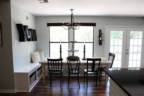 joanna gaines kitchen table ideas joanna gaines benches and chairs on