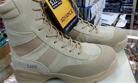 jual sepatu army tactical 511 8 inch desert gurun