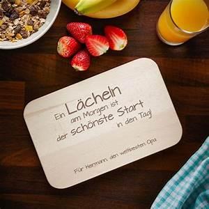 Frühstücksbrettchen Mit Gravur : fr hst cksbrettchen mit gravur spruch opa diy kreative geschenke geschenke geschenk opa ~ Buech-reservation.com Haus und Dekorationen
