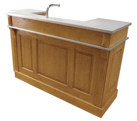 meuble cuisine pin massif meuble bar bois massif maison design wiblia com