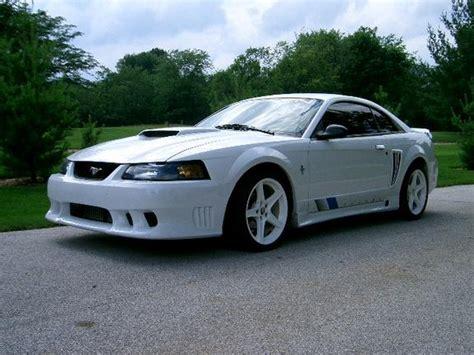 2001 ford mustang horsepower 2001 ford mustang saleen horsepower
