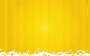 Bright Yellow Backgrounds