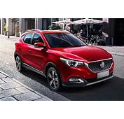 MG ZS SUV Targets Nissan Juke  Carbuyer