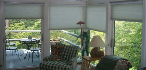 blinds for sunrooms gallery cellular shades sunroom carolina blind crafters