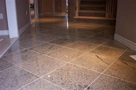 granite tile floors granite floor pictures and ideas
