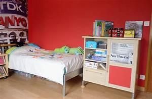 Chambre Ado Gar On Gris Et Rouge: Photos d?coration de chambre d ...