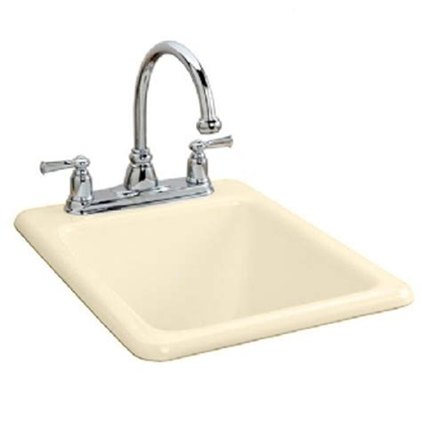 bisque kitchen faucets faucet com 7085 803 345 in bisque by american standard