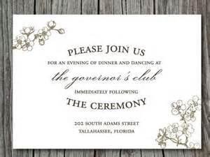 invitation wording modern wedding invitations