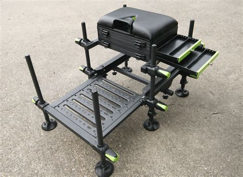 maver mxi fishing seatbox system
