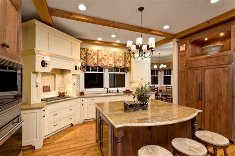 Acadia English Cottage Kitchen-traditional-kitchen