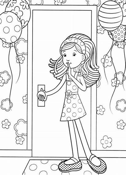 Coloring Pages Birthday Groovy Cricket Wireless Surprise