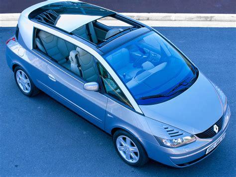 renault avantime un curbside classic 2001 2003 renault avantime two door