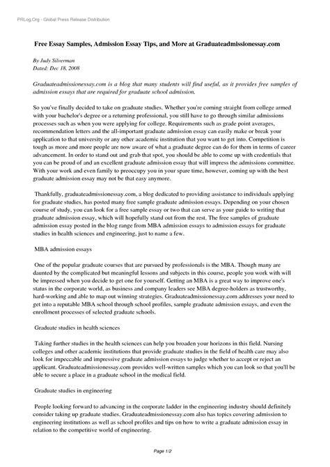 Best Grad School Essay Writing Service by Frightening Grad School Essay Sles Thatsnotus