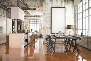 The Key Elements Of Industrial Style Kitchens