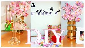 DIY ROOM DECOR Cheap & cute projects LOW COST ideas