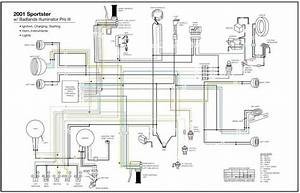 2001 Harley Davidson Road King Wiring Diagram