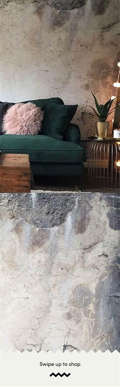 Concrete Cracked Muralswallpaper Living Mural Walls Murals