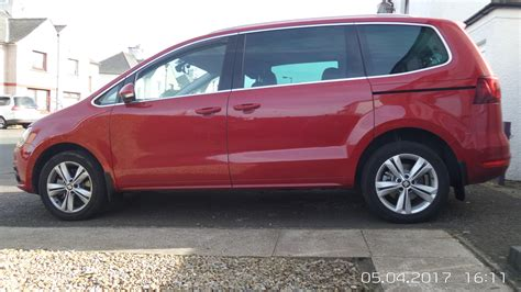 Seat Alhambra  Which Mobility Car Forum