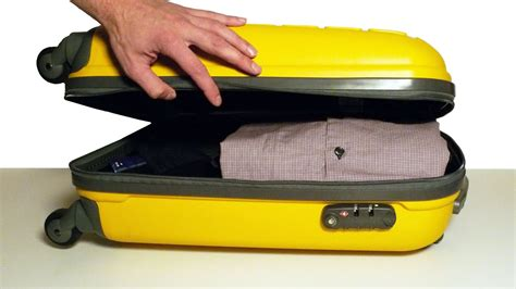 How To Pack A Suitcase Efficiently Top Travel And Life