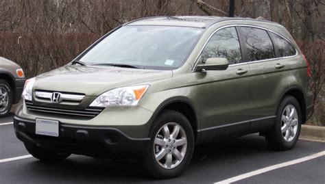Honda Crv Photo by Honda Crv 2007 Review Amazing Pictures And Images Look