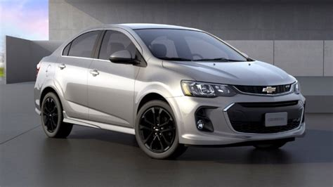 2019 Chevy Sonic Gets 14liter Turbo Engine On All Trims