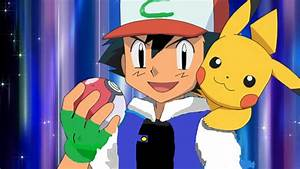 Pokemon Ash and Pikachu (Black and White edit) by ...